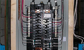 Breaker Box - Main Electrical Panel